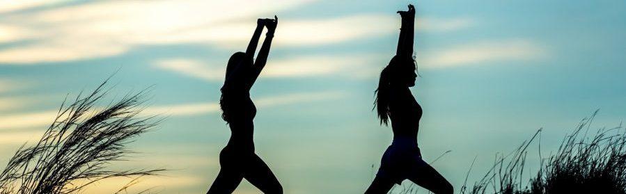 Yoga bzw. Joga für mehr innere Ruhe und Ausgeglichenheit