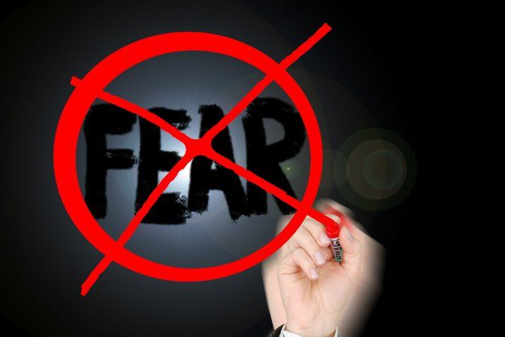 Angst vor Stress loswerden