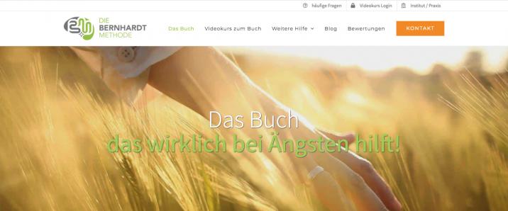 Klaus Bernhardt Webseite