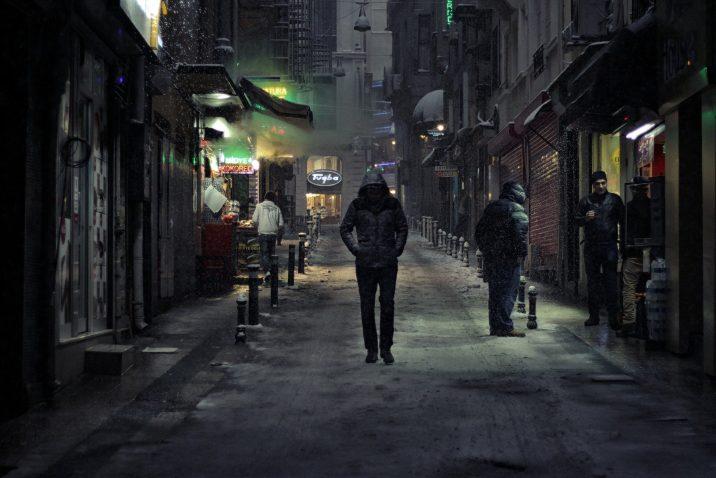 Angst alleine zu sein